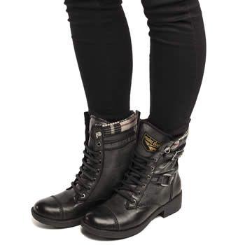 Black Rocket Dog Thunder Boots | schuh