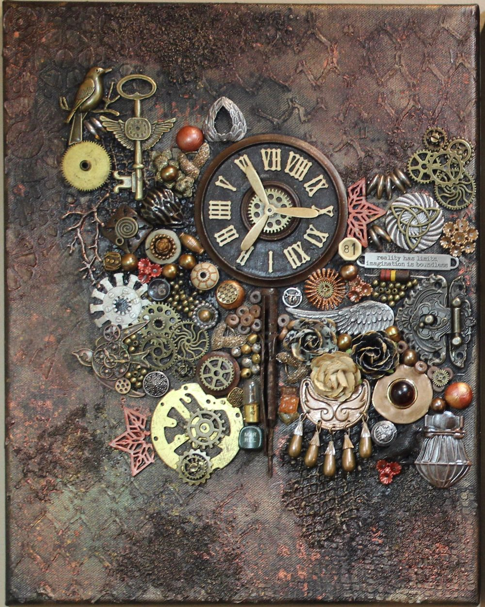 Result Steampunk Art Creations