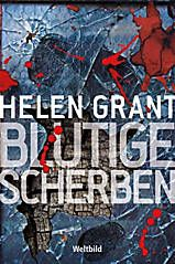 Cover artwork from the new German eBook edition of The Glass Demon (Weltbild).
