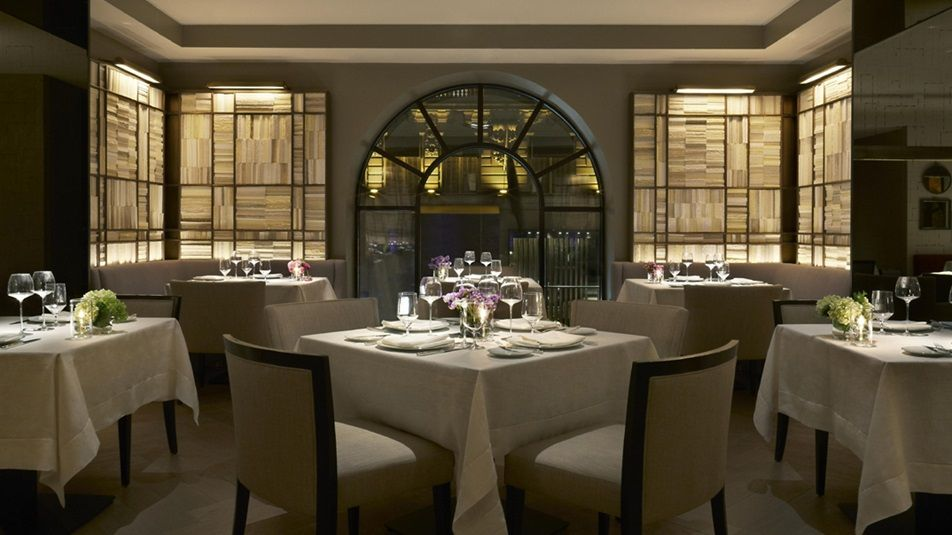 New York Fine Dining Clement The Peninsula New York