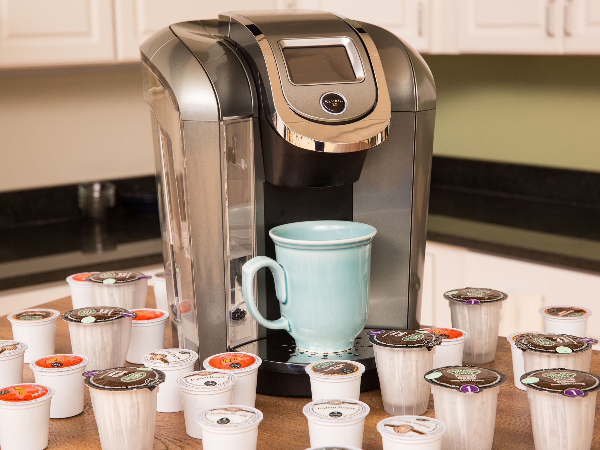How To Change The Keurig Water Filter