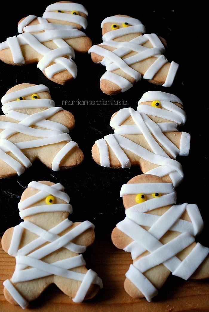 Biscotti Per Halloween Semplicissimi Bambini Halloween Recetas