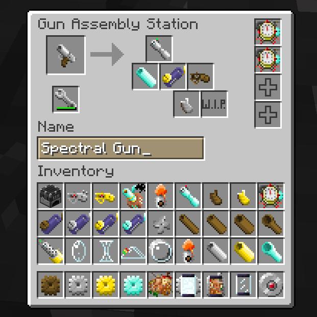 Spectralguns Mod 1 14 4 1 13 2 1 12 2 1 11 2 1 10 2 1 8 9 1 7 10 Minecraft Modpacks All Minecraft Minecraft 1 Minecraft Mods
