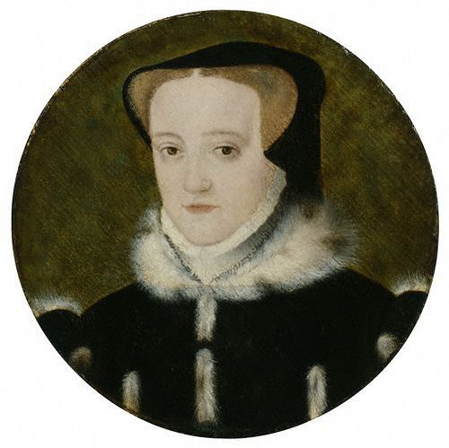 Photo of Possibly Jane Grey, granddaughter of Mary Tudor