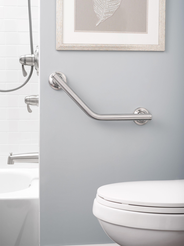 Grab Bars In Bathroom, Handicap Bars For Bathroom