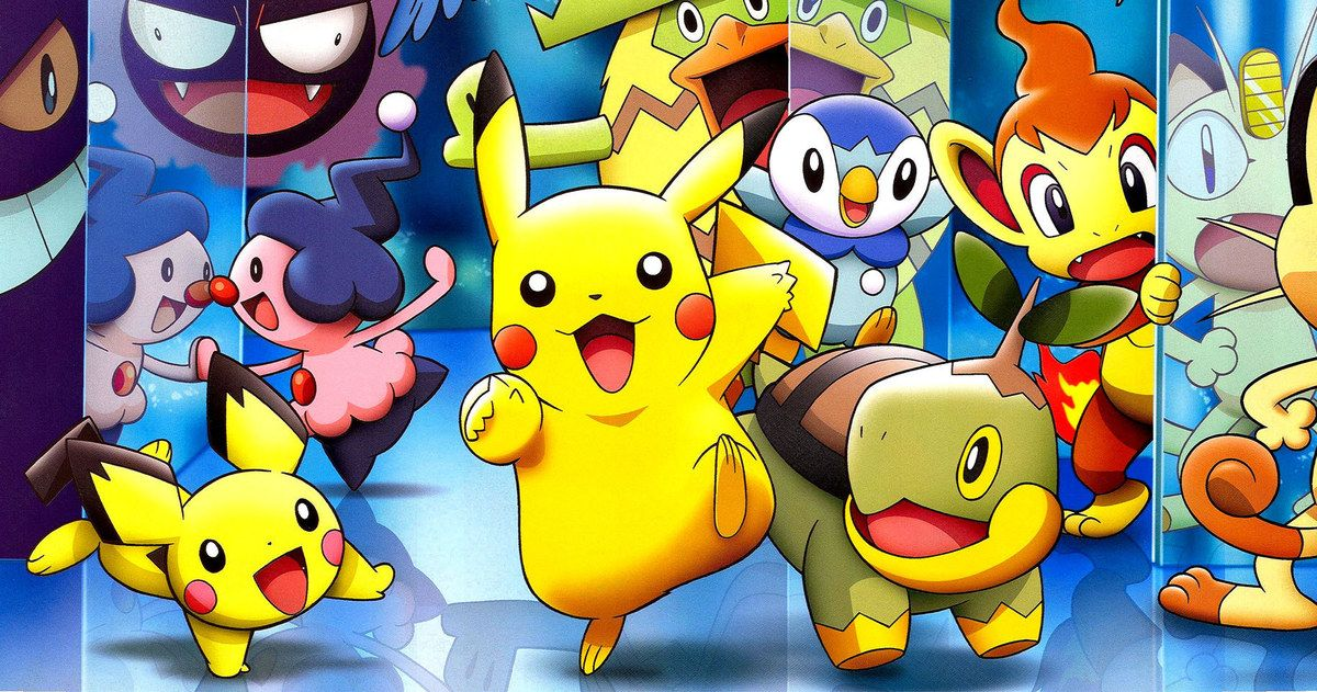 Massive 'Pokemon' Livestream Event Is Coming to Twitch