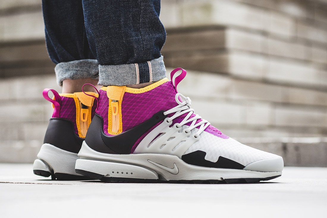 5ee4615c7f6 Two new Air Presto Mid Utility colourways will be dropping this weekend