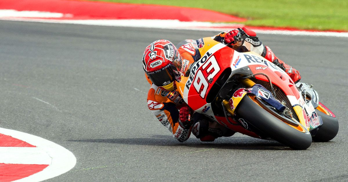 Just How Far Can A Motorcycle Lean In A Turn Motogp Race