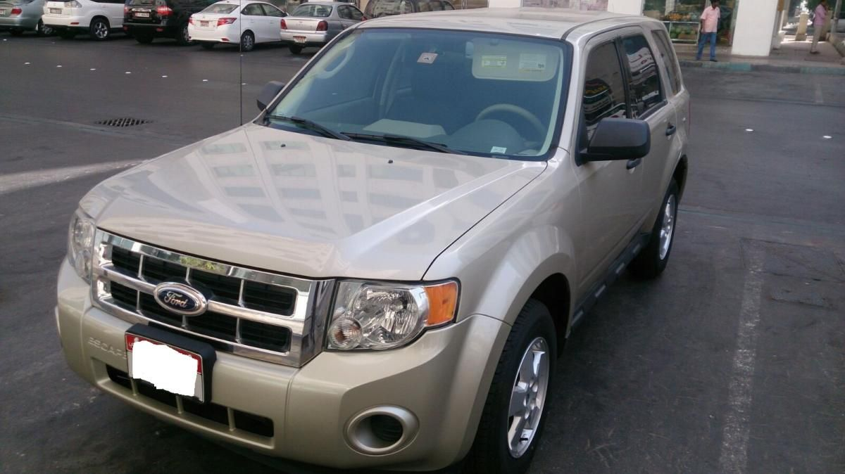 Ford Escape 2012 V4 2 5l In Very Good Condition For Sale Kargal