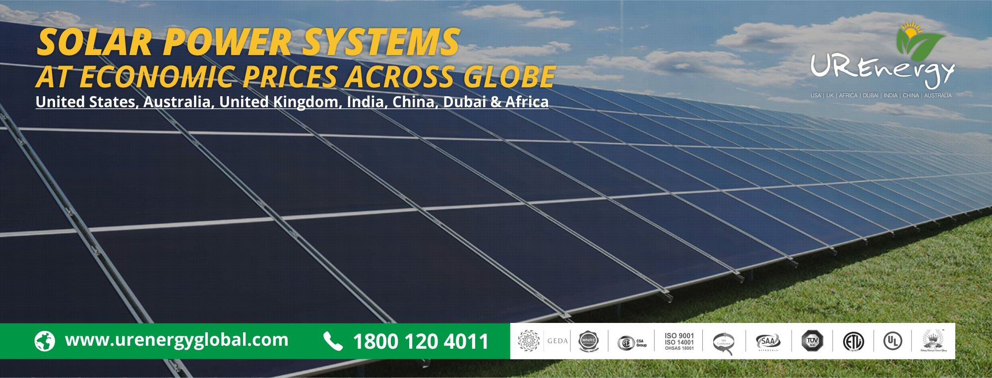 Pin By U R Energy On U R Energy Solar Power System Roof Solar Panel Solar