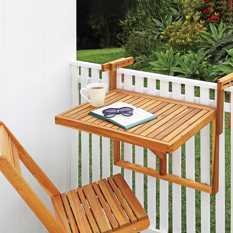 Folding Balcony Table In 2020 Table Fold Out Table Outdoor Tables