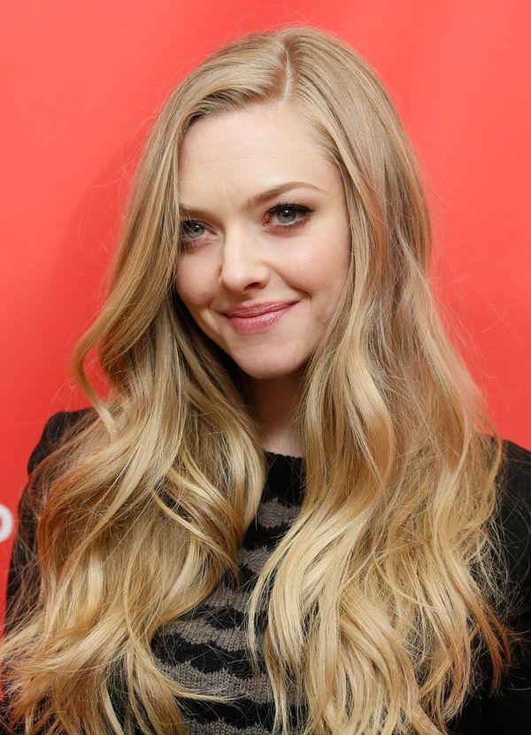Amanda Seyfrieds Gorgeous Waves Get The Look Blonde Hair