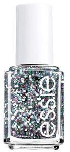 $9 Essie Glitter Nail Polish - Sparkle On Top