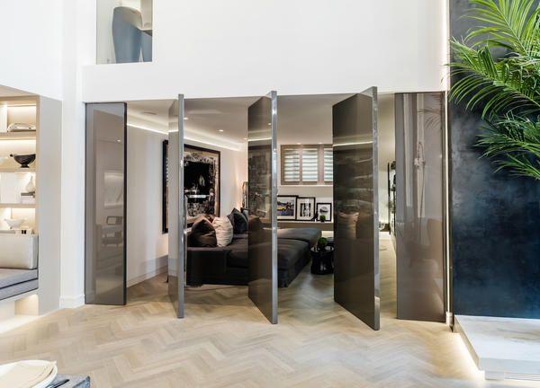 Kelly Hoppen's home - Elle Decor Italia