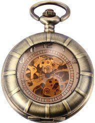 Amazon.com: ladies pocket watch PENDANT: Watches