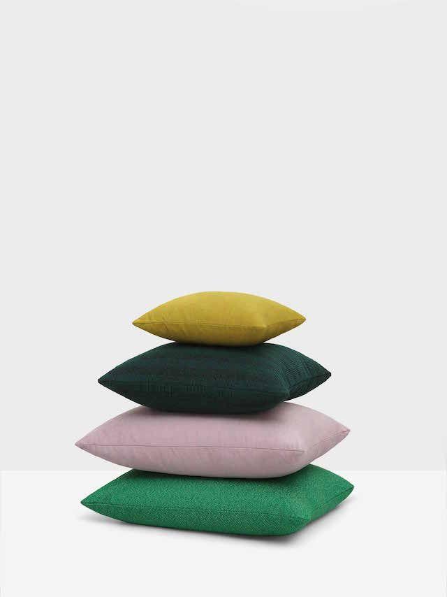 raf simons kvadrat reflex pulsar fuse textile collection pillow collection color textile
