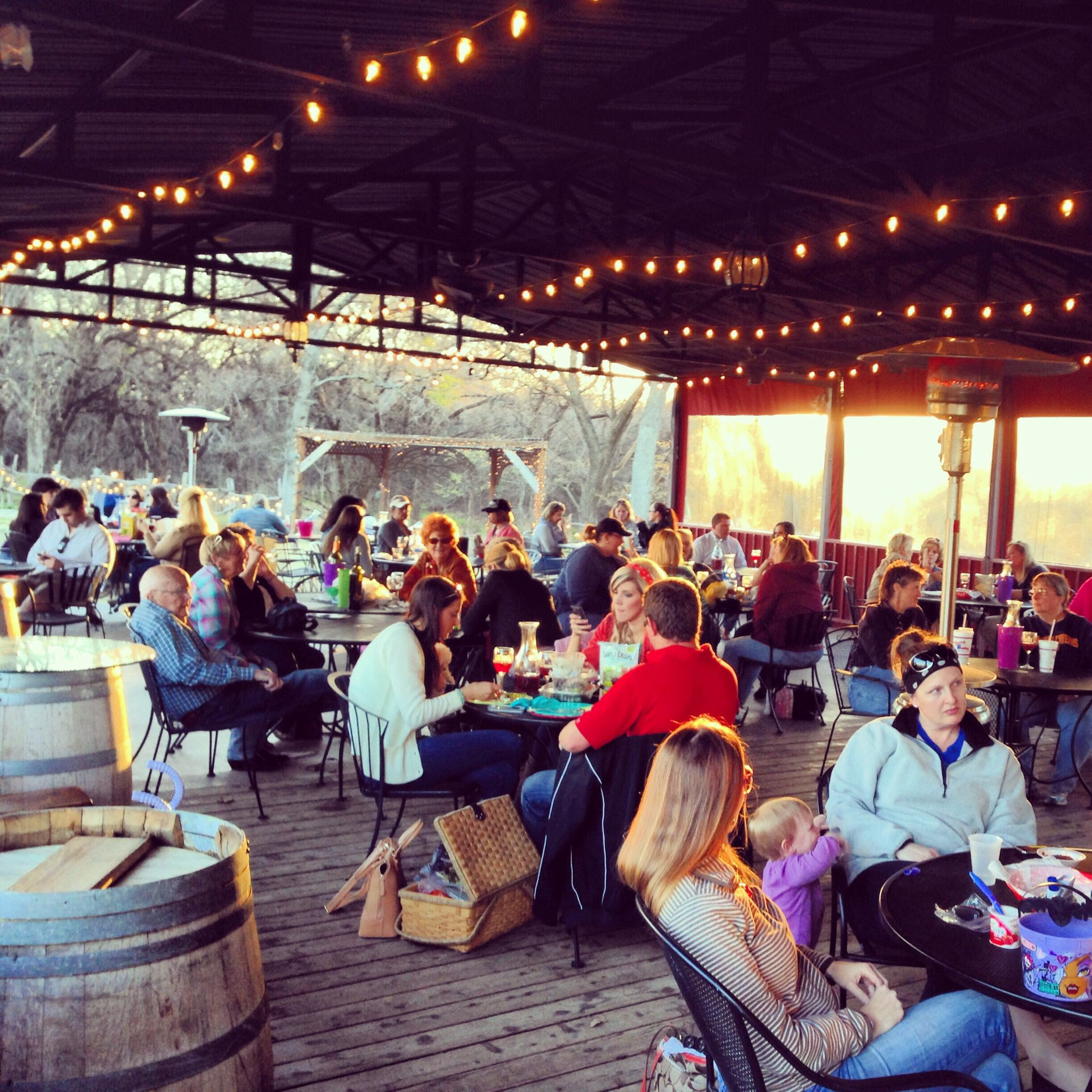 #sangria #thursdays @Lost Inwoods Oak Winery. Come every week from 5-9 and enjoy a glass of your own!