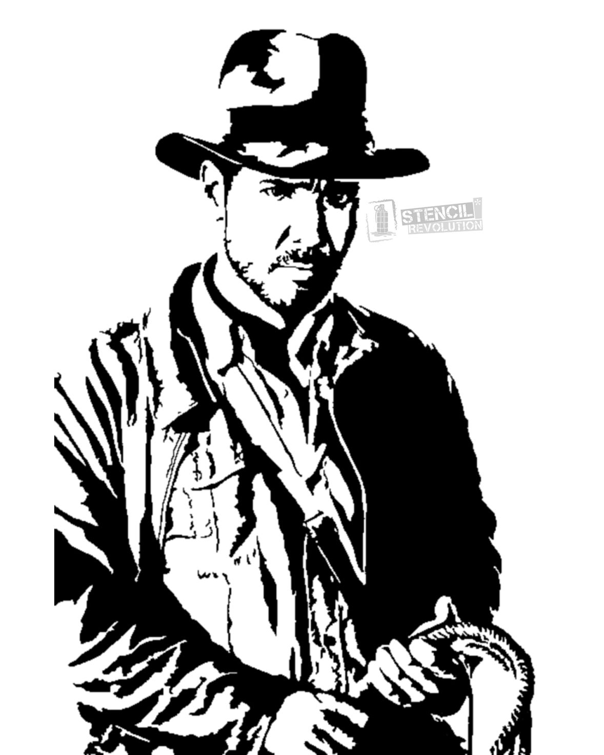 Raiders Of The Lost Ark Coloring Pages