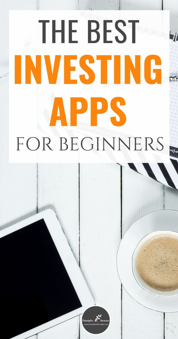Investing Apps for Beginners: Start Trading Stocks Today
