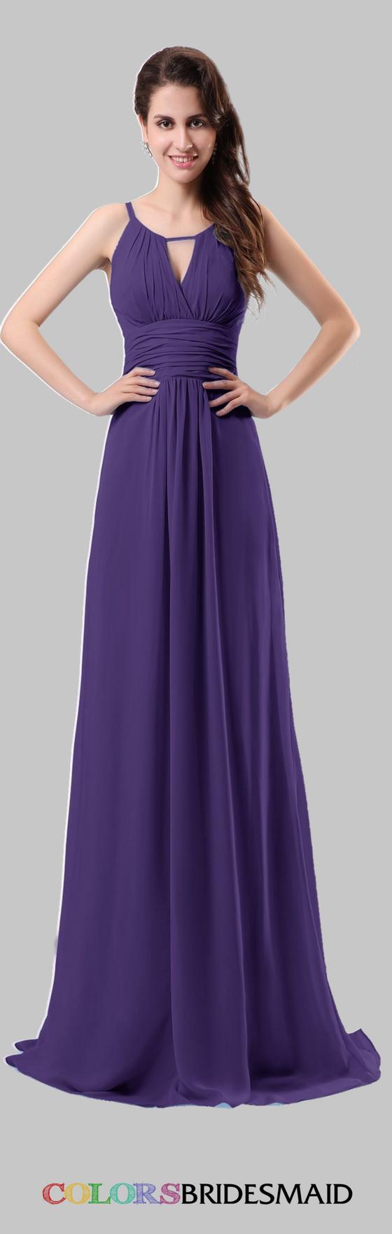 This long bridesmaid dress in dark pruple can be custom made to this long bridesmaid dress in dark pruple can be custom made to all sizes it ombrellifo Gallery
