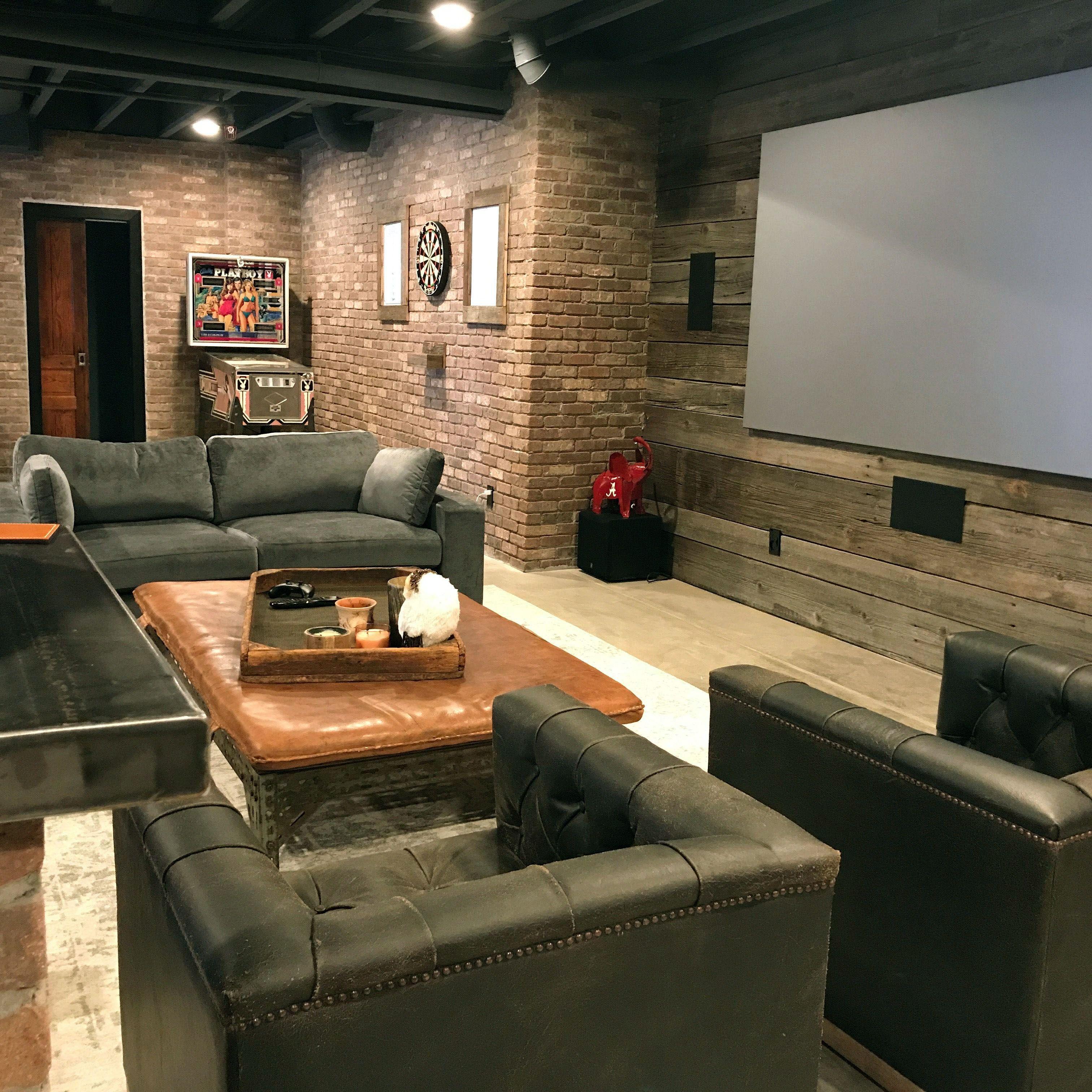 Smart Basement Bar Ideas Making Your Cellar Pub Sparkle Basement Design Man Cave Basement Finishing Basement