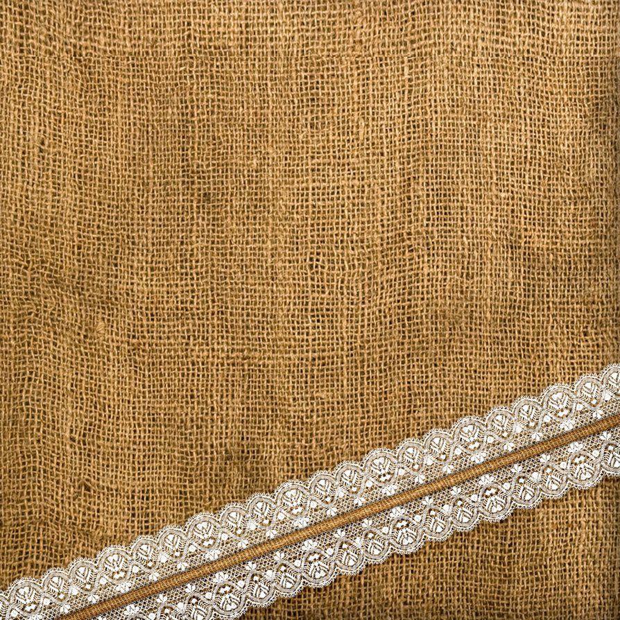 Medium Crop Of Burlap And Lace Background