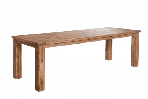 Esstisch 200/250 x 90 ausziehbar Colorado massiv Holz Esszimmertisch ...