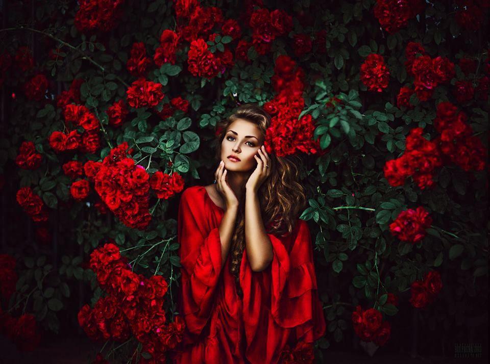 Svetlana Belyaeva Fashion Photography Valentines Day