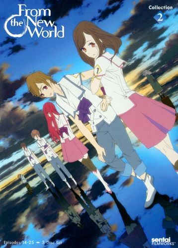From the New World: Collection 2 [3 Discs] [DVD] - Best Buy | Blu ray  collection, Anime, New world