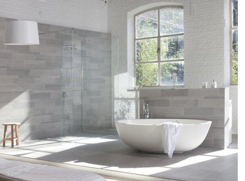 Prachtige badkamertegels - Badkamer, Grijs en Tegels