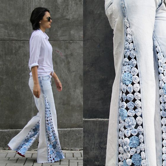 Fuxico pants! (by Ana Loureiro) http://lookbook.nu/look/4496931-Fuxico-pants