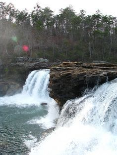 LITTLE RIVER FALLS AL