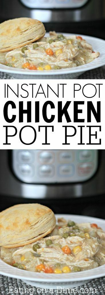 31 Chicken Instant Pot Recipes: Easy and Healthy #instantpotchickenrecipes