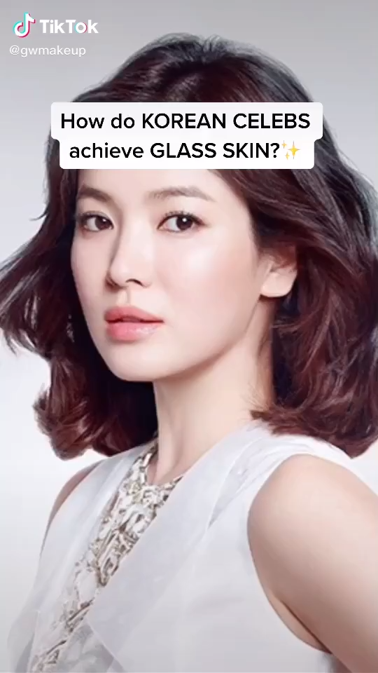 This TikTok on how to get glass skin is going viral (and it uses just four products)