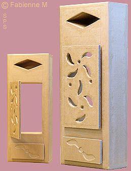 cache compteur electrique en carton avec porte ajour e bricolage maison pinterest. Black Bedroom Furniture Sets. Home Design Ideas
