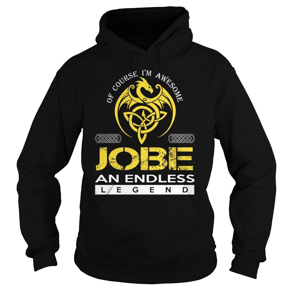 JOBE An Endless Legend (Dragon) - Last Name, Surname T-Shirt