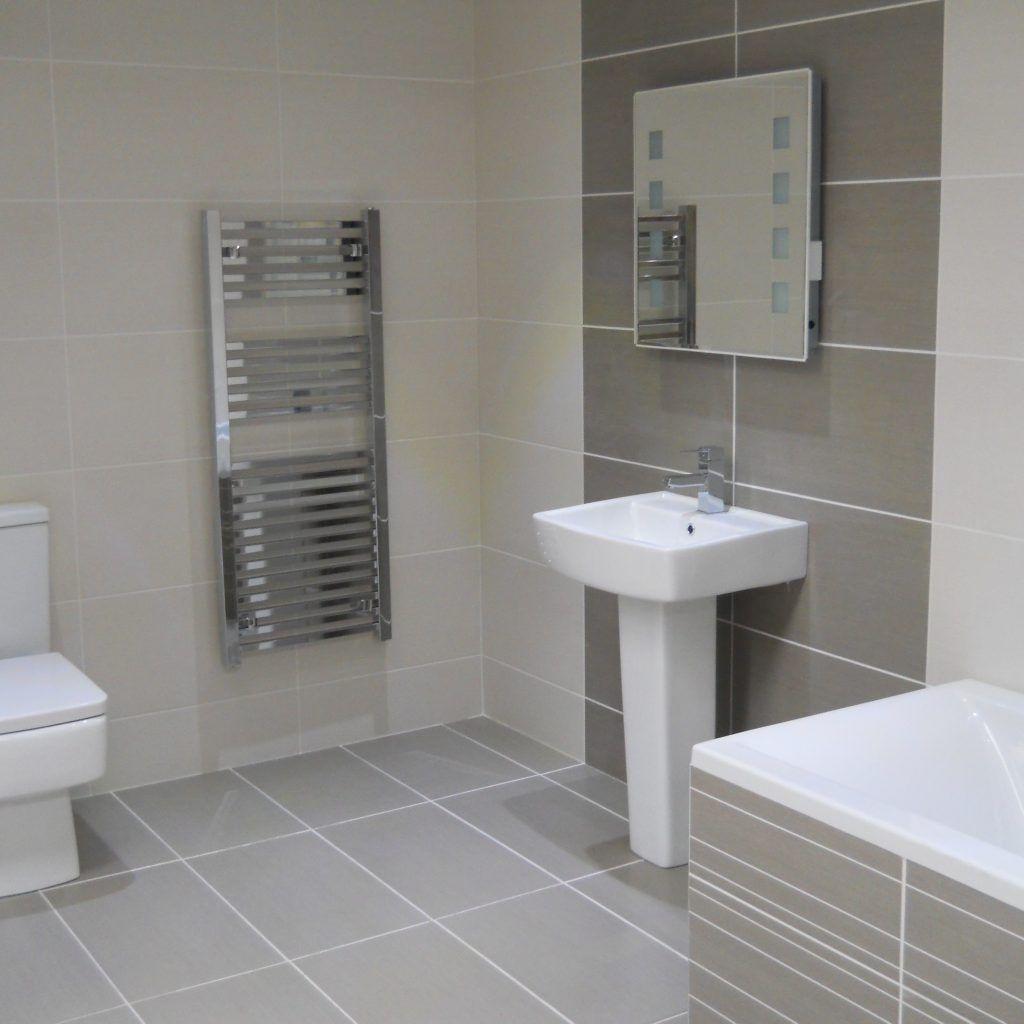 Bathroom Floor And Shower Tile Combinations Exclusiv Pinterest Toilet