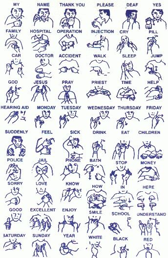 American Sign Language Programs – Gallaudet University
