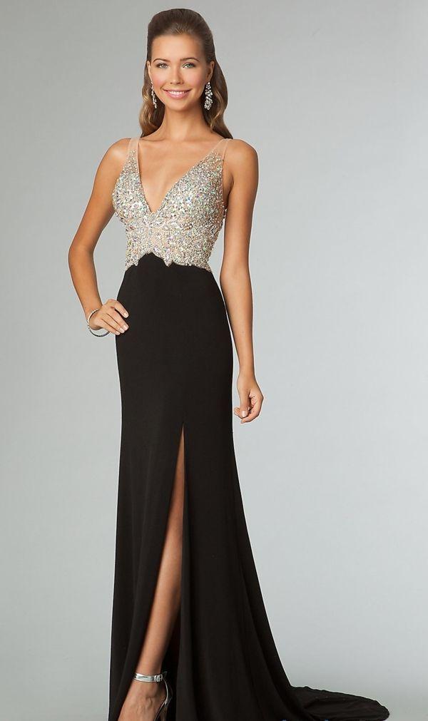 Abendkleider lang-zeigen Sie Eleganz und Schick mit einem langen ...