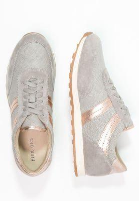 bestil Pier One Sneakers - grey til kr 399,00 (01-03-17). Køb hos Zalando og få gratis levering.