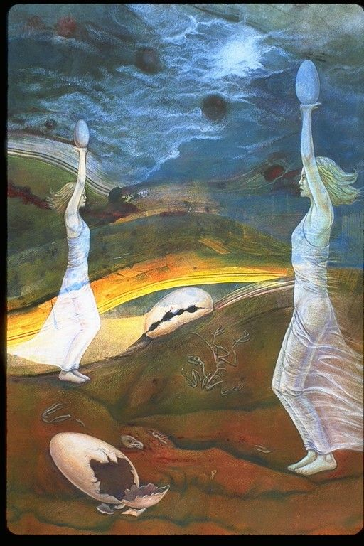 The Falling Sky by Sharmon Davidson