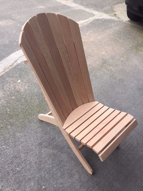 Adirondack Beach Chair W/ 2 Positions Pinterest Sillas, Sillones