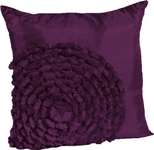 Eggplant Decorative Pillows