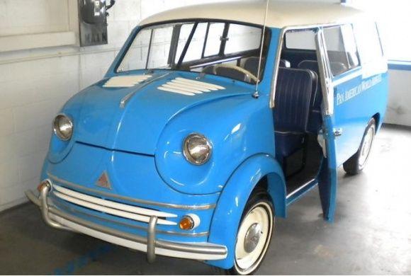 Großbritannien detaillierter Blick schöner Stil Clipper Trip: 1960 Lloyd LT 600 Van | Autos | Cars, Vintage ...