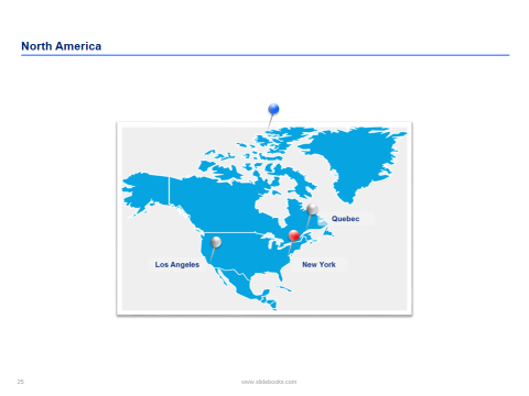 Editable north america maps in powerpoint editable north america editable north america maps in powerpoint north americamapstemplates toneelgroepblik Image collections