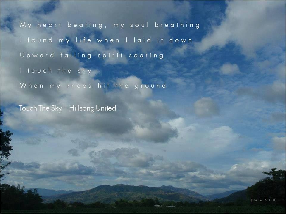 Touch The Sky Hillsong United Touch The Sky Hillsong