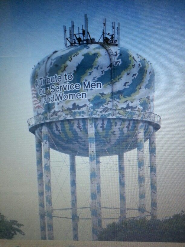 Pin On Water Towers