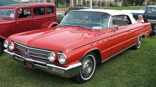1962 Buick Electra 225 Convertible Bgx 412 2 With Images