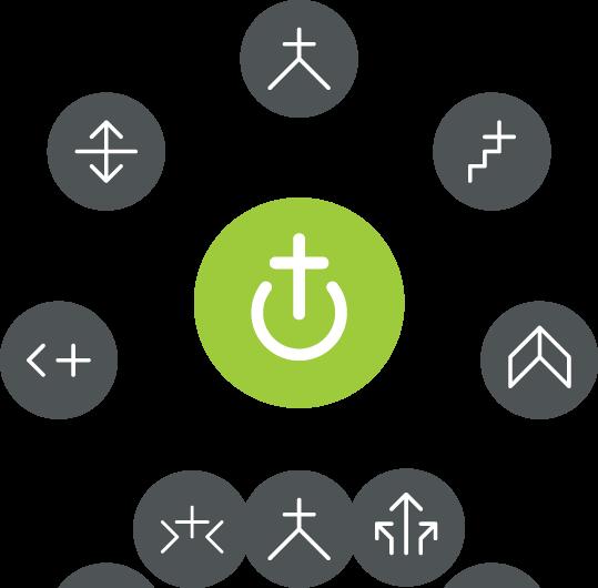 Values Church Design Icon Design Retail Logos