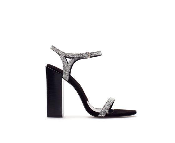 1 With Party Sandal Zara Image Well Elements Of Swarovski From daq7WSwxg